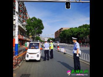 """危险!交警公布多起安庆""""老年代步车""""交通事故!"""