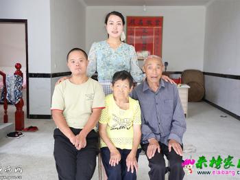 张文红:一人撑起一个家